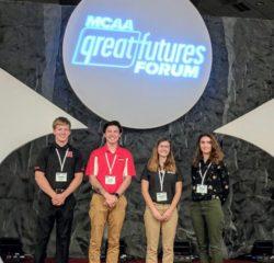 2018 MCAA Great Futures Forum