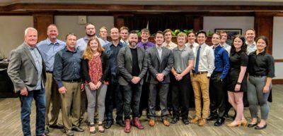 2019 MCA-Omaha Leadership Academy Wine Tasting