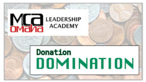 Donation Domination - Charity Coin & Cash Drive